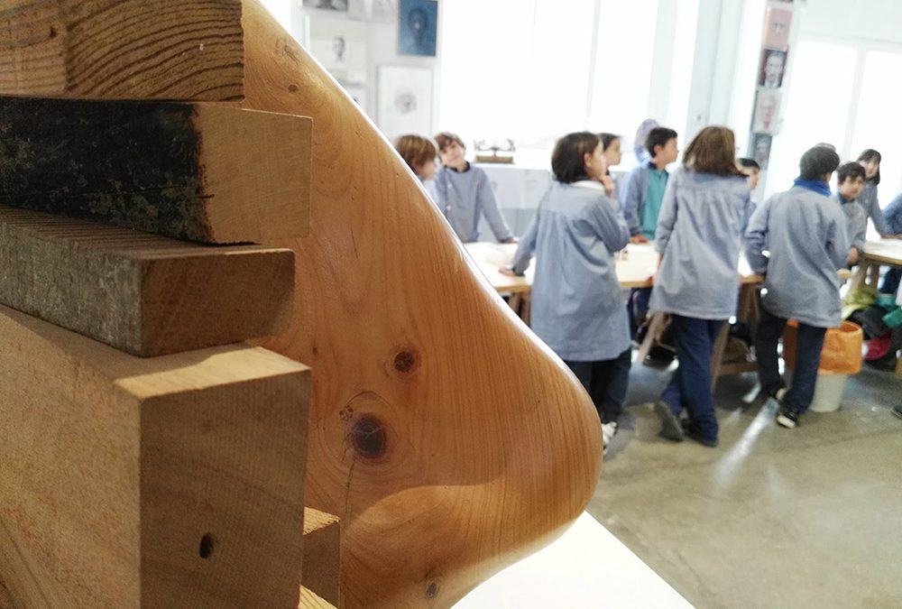 Primeros talleres escolares del 2020
