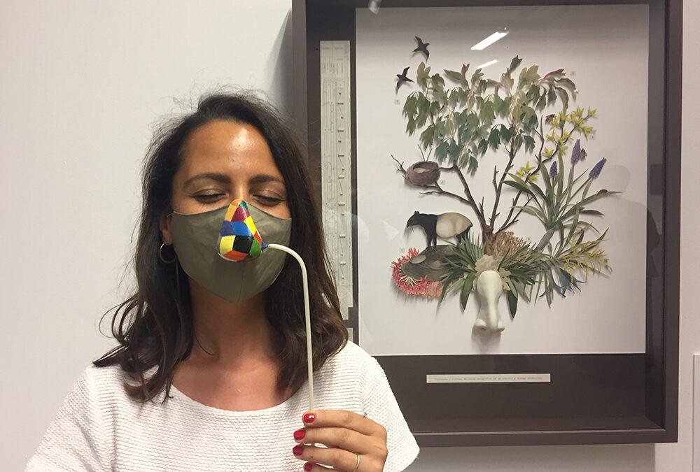 """Queda inaugurada la exposición """"Esencia de un artista"""" en LAB36"""