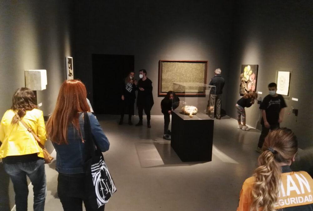 Oliendo Arte. olorVISUAL participa en el Festival Kronos de Barcelona